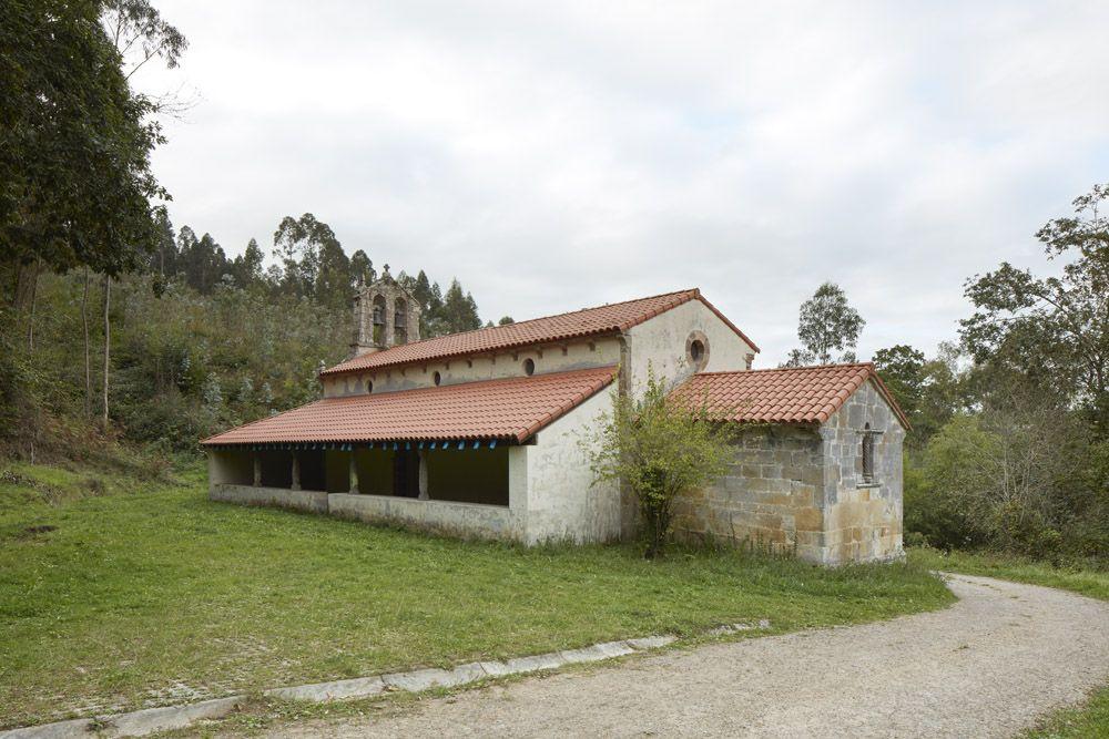 Santa María de Sebrayo